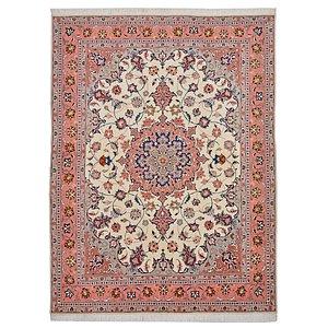 5' 1 x 6' 8 Tabriz Persian Rug