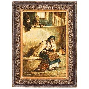 2' 2 x 3' 2 Tabriz Persian Rug