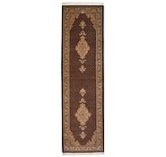 Link to 2' 11 x 9' 11 Tabriz Persian Runner Rug