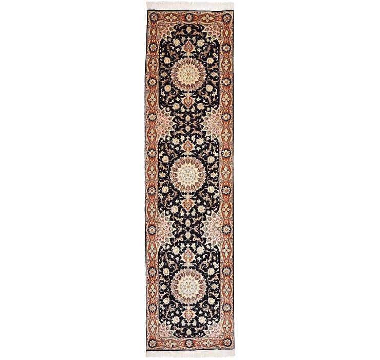 2' 8 x 10' 3 Tabriz Persian Runner Rug