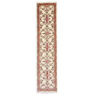 2' 6 x 10' 8 Tabriz Persian Runner Rug