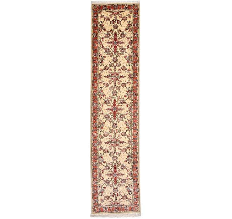 2' 6 x 10' 7 Tabriz Persian Runner Rug