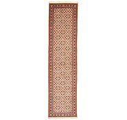 Link to 2' 6 x 9' 8 Tabriz Persian Runner Rug