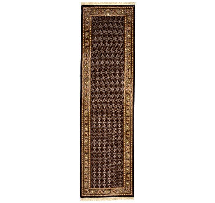 2' 9 x 9' 8 Tabriz Persian Runner Rug