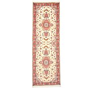 Link to 2' 11 x 8' 3 Tabriz Persian Runner Rug