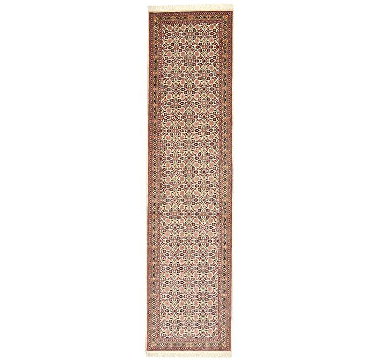 2' 6 x 9' 7 Tabriz Persian Runner Rug