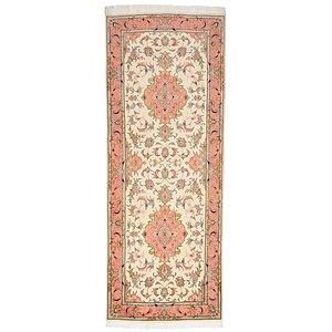 3' x 7' 11 Tabriz Persian Runner Rug