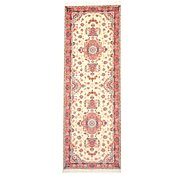 Link to 2' 10 x 8' 4 Tabriz Persian Runner Rug