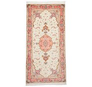 Link to 3' 4 x 6' 6 Tabriz Persian Runner Rug