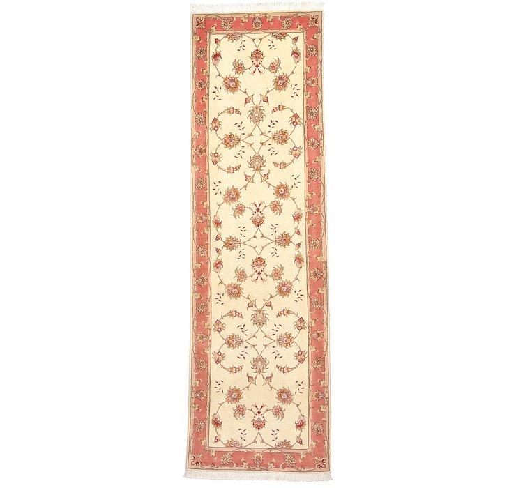 80cm x 255cm Tabriz Persian Runner Rug