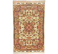 Link to 3' 3 x 4' 11 Tabriz Persian Rug
