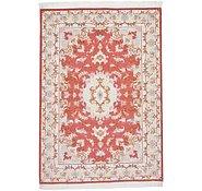 Link to 3' 6 x 5' 1 Tabriz Persian Rug