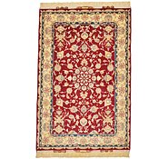 Link to 3' 4 x 5' Tabriz Persian Rug