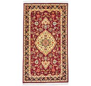 Link to 2' 11 x 5' 3 Tabriz Persian Runner Rug