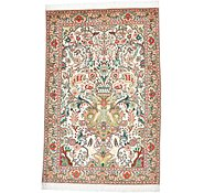 Link to 3' 5 x 5' 3 Tabriz Persian Rug