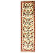 Link to 2' 9 x 9' 6 Tabriz Persian Runner Rug