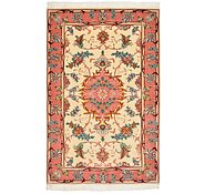 Link to 2' 5 x 3' 8 Tabriz Persian Rug