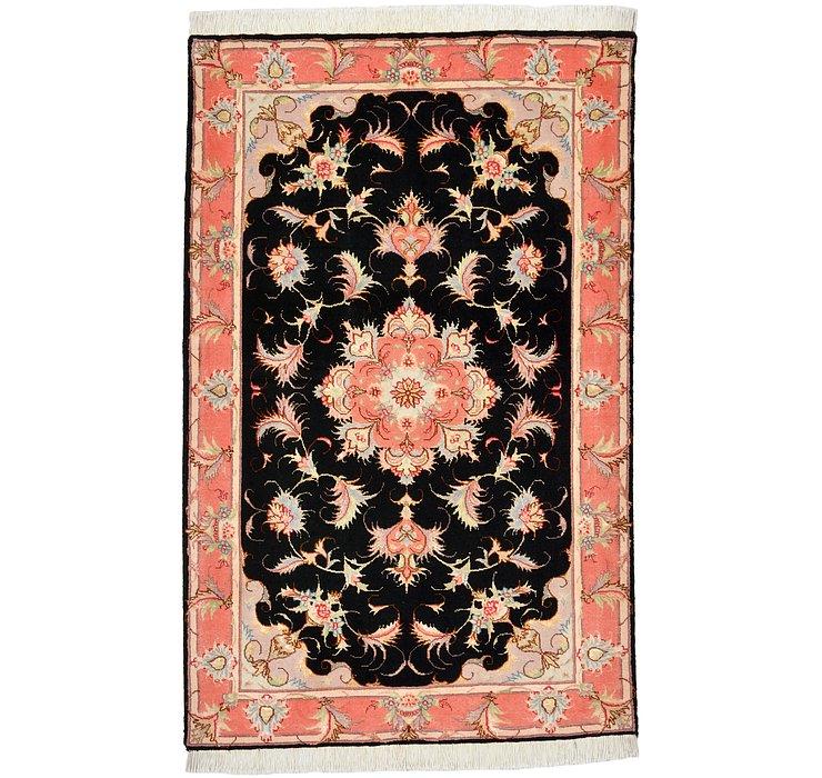 2' 7 x 4' 2 Tabriz Persian Rug