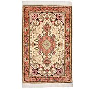 Link to 2' 6 x 3' 11 Tabriz Persian Rug