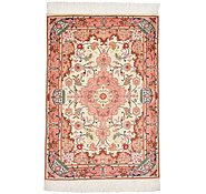 Link to 2' 7 x 3' 9 Tabriz Persian Rug
