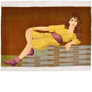2' 2 x 3' 1 Tabriz Persian Rug