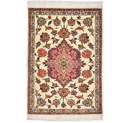 Link to 2' 3 x 3' 2 Tabriz Persian Rug