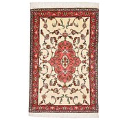 Link to 1' 11 x 2' 11 Tabriz Persian Rug