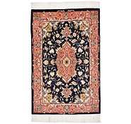Link to 2' x 3' Tabriz Persian Rug