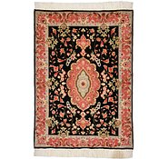 Link to 2' 1 x 2' 9 Tabriz Persian Rug