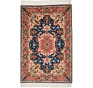 Link to 2' x 2' 11 Tabriz Persian Rug