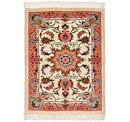 Link to 2' 1 x 2' 10 Tabriz Persian Rug