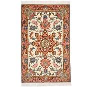 Link to Unique Loom 2' x 3' 1 Tabriz Persian Rug