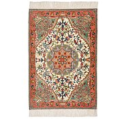 Link to 1' 11 x 2' 10 Tabriz Persian Rug