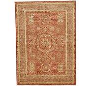 Link to 4' 2 x 5' 9 Mamluk Ziegler Oriental Rug