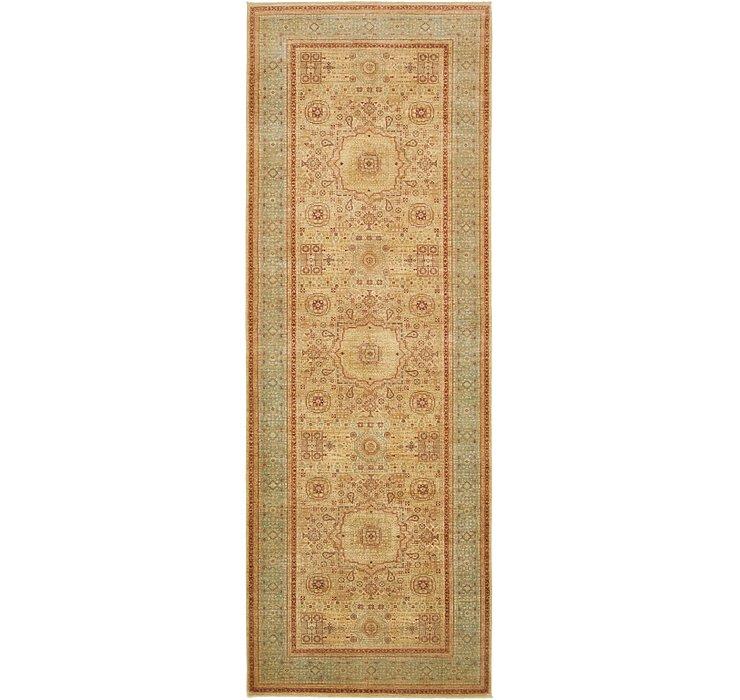 5' x 13' 10 Mamluk Ziegler Oriental...