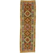 Link to Unique Loom 1' 11 x 6' 3 Kilim Maymana Runner Rug