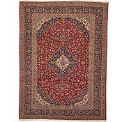 Link to 9' 5 x 12' 8 Kashan Persian Rug