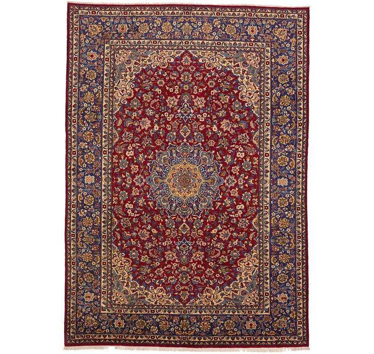 9' 7 x 13' 6 Isfahan Persian Rug