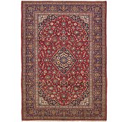 Link to 9' 2 x 12' 9 Kashan Persian Rug