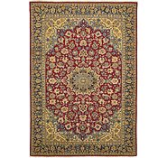 Link to 8' 8 x 12' 5 Isfahan Persian Rug
