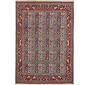 Link to 7' 10 x 11' 4 Mood Persian Rug