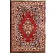 Link to 213cm x 305cm Sarough Persian Rug