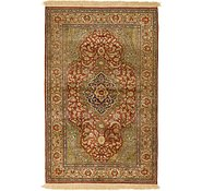 Link to 3' 10 x 6' Kashmir Oriental Rug