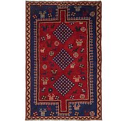 Link to 4' 10 x 7' 7 Shiraz Persian Rug