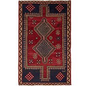 Link to 5' x 7' 9 Shiraz Persian Rug
