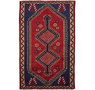 Link to 140cm x 235cm Shiraz Persian Rug
