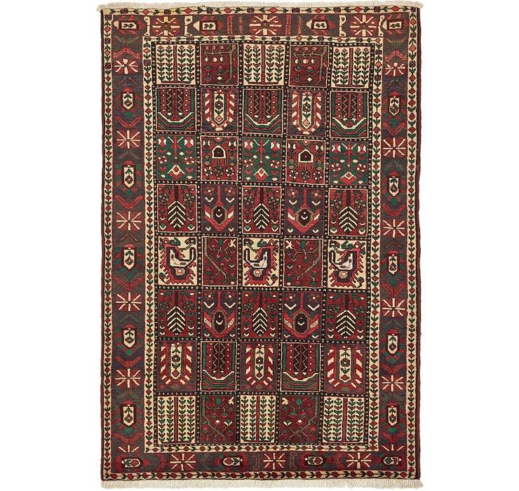 6' 5 x 9' 10 Bakhtiar Persian Rug
