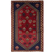 Link to 4' 9 x 7' 9 Shiraz Persian Rug