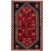 Link to 4' 9 x 7' 10 Shiraz Persian Rug