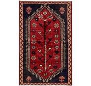Link to 4' 9 x 7' 10 Shiraz Persian Rug